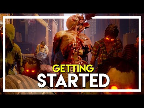 State of Decay 2 Gameplay Walkthrough - Part 1: Getting Started & Character Creation! (PC/XBOX One)