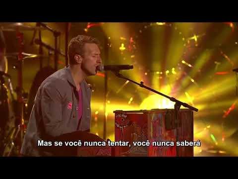 Download Coldplay - Fix You (Traducaolegendado) Live MP3