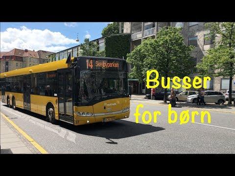 Busser for børn 2