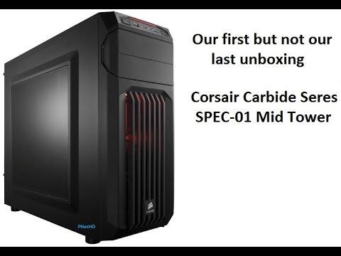 Corsair Carbide Spec 01