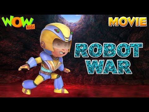 Xxx Mp4 Vir The Robot Boy Robot War Action Movie With ENGLISH SPANISH Amp FRENCH SUBTITLES WowKidz 3gp Sex