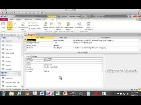 DBMS Access Demo.mp4