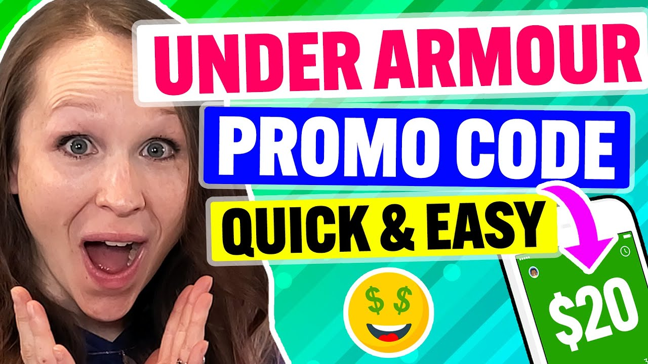 Under Armour Promo Code & Coupon 2021: MAX Discount for Free Clothes!