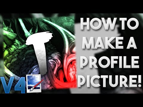 HOW TO MAKE A YOUTUBE PROFILE PICTURE/ICON WITH PAINT.NET - NO PHOTOSHOP REQUIRED FREE & EASY PART 4