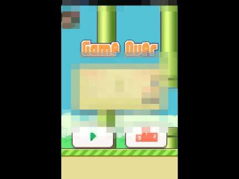 SUCKY BIRD (Flappy Bird for Android)