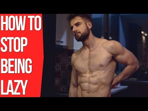 How To Stop Being Lazy (Real Talk Motivation)