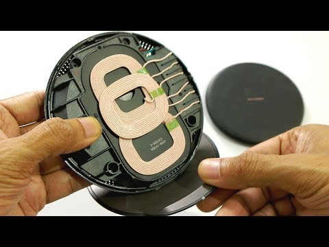 Samsung WIRELESS CHARGER convertible (EP-PG950)-  Disassembly