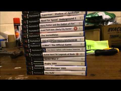 £10 Ps2 Bundle GameFind #40