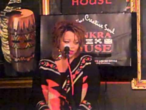 Drea D'nur As we Lay  @ Adinkra House 10.26.13