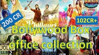 Box office collection of phillauri, Badrinath ki dulhania, Jolly LLb 2, Aa Gaya Hero, Machine etc