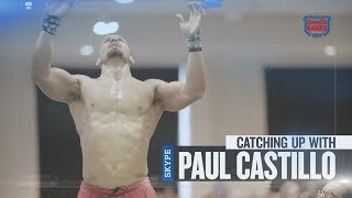 Update Studio: Catching up with Paul Castillo