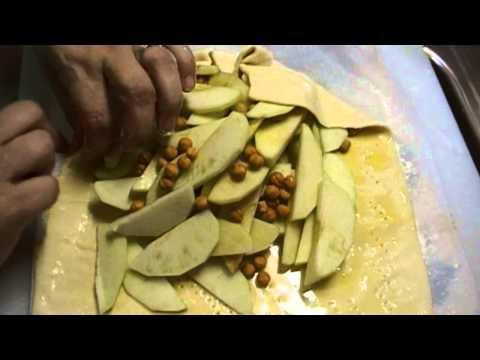 Caramel Apple Gallette Recipe ~ Noreen's Kitchen