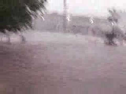 lluvia torrencial 28 febrero 2008, rivadavia, ramos mejia