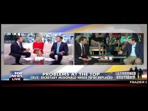 Fox & Friends | Pete Hegseth On Secretary Robert McDonald