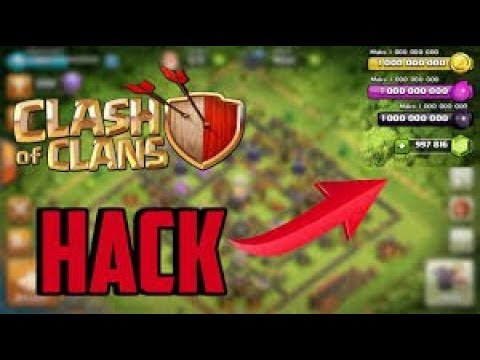 How To HACK CLASH OF CLANS [Private Server] IOS | No PC/JB