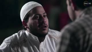 """مشهد يموتك من الضحك """" كريم عفيفي وهو بيدعي الايمان """" مسلسل رمضان كريم"""
