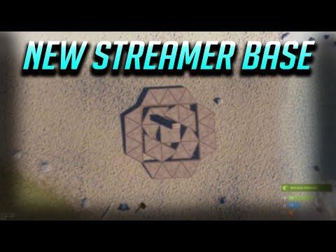 New Streamer Base Design? | Rust Base Build