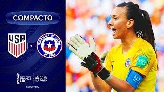 Estados Unidos vs. Chile   Copa Mundial Femenina de la FIFA Francia 2019