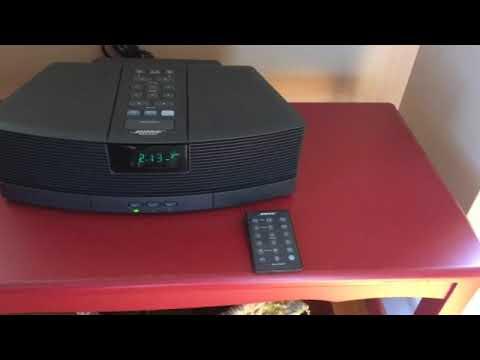 Bose wave radio AWR1G1