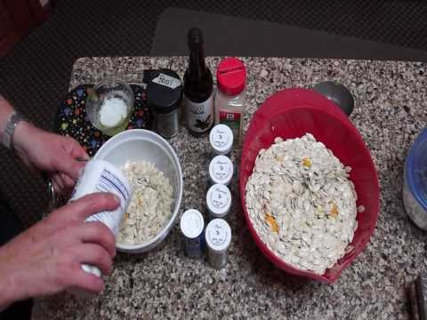 How to Cook Pumpkin Seeds (Italian Recipe)