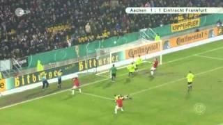 Alemannia Aachen 5:3 Eintracht Frankfurt n.E. (DFB Pokal 2010/2011)