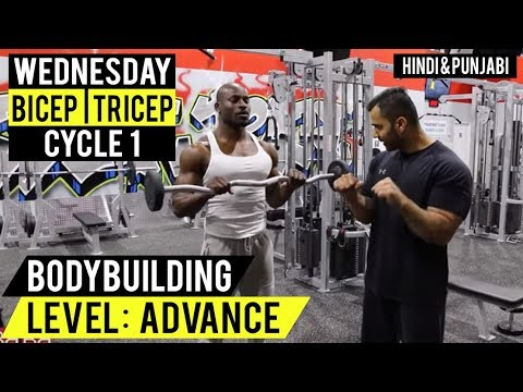 Advanced Level Killer ARMS WORKOUT! (Hindi / Punjabi)