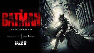 THE BATMAN - New Trailer (2022) Robert Pattinson | Matt Reeves Superhero Movie Concept | Warner Bros