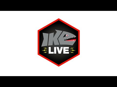 IKE LIVE - May 24th, 2018 7:00pm
