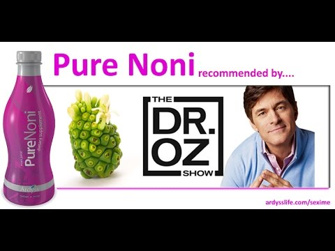 Dr. Oz Pure Noni, Antiaging Secrets longer life..