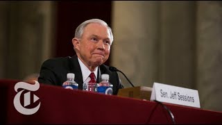 attorney general jeff sessions testifies before senate committee full the new york times