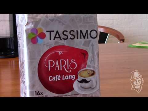 Paris Café Long For Tassimo