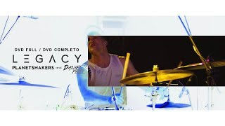 LEGACY DVD Full / DVD completo HD / Planetshakers