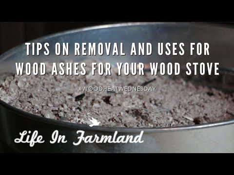 5 Awesome Uses For Wood Ash - WHW - EP12