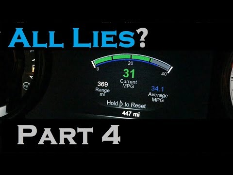 Is Ram Lying to You? Part 4 of 6 - How Accurate is the MPG gauge - 2017 Ram 2500 Cummins Laramie