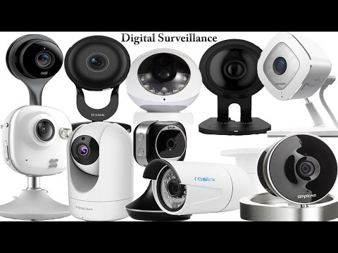 How to choose a Video Surveillance System for your smart Home | Security Cameras Los Angeles