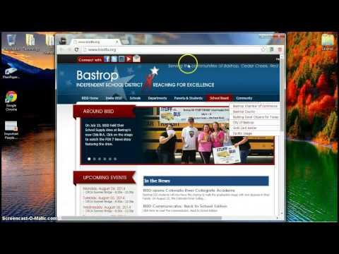Creating a Desktop Shortcut for a Web Address