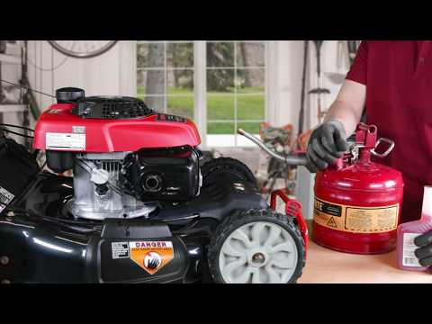 Maintenance Tasks to Get Your Walk-Behind Mower Ready for Spring   Get Running with Troy-Bilt