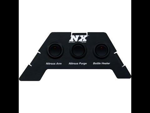 NX - 15+ Polaris RZR Switch Panel