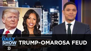 Trump Feuds with Omarosa & A 14-Year-Old Runs for Governor | The Daily Show