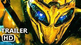 BUMBLEBEE Tráiler Español (2018) TRANSFORMERS, John Cena, Acción, Ciencia ficción