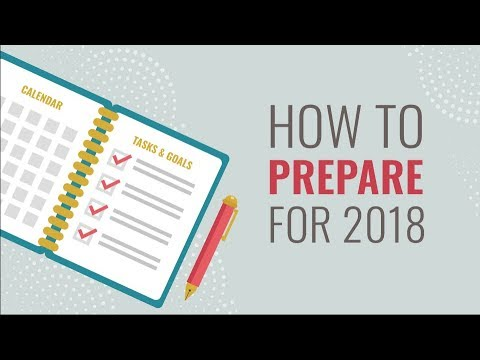 How to Prepare for 2018 [Quick Tips] | Brian Tracy
