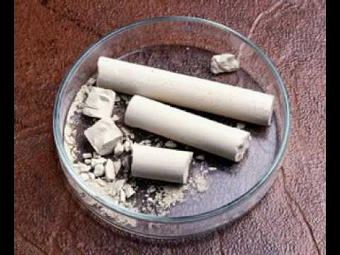 Limestone and chalk