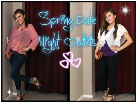Spring Date Night Outfits