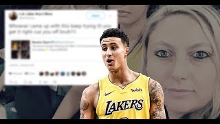Kyle Kuzma Mom Reacts to Lonzo Ball Diss Track