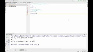 04 Python Variables Types And Print