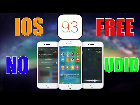 How to Get iOS 9.3 Beta  for FREE (Without Developer Account/UDID)
