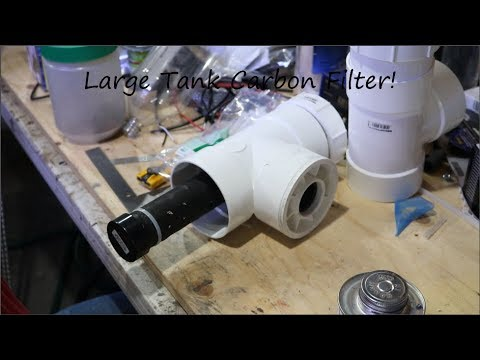DIY MEGA Carbon Filter