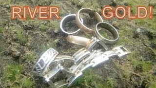 River Treasure: iPhone, Gold Rings, Tons of Sunglasses and MUCH MORE!