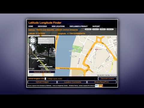 Latitude Longitude Finder API v3