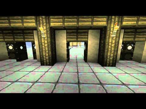 Godcraft.Com Minecraft Daily Video - Day 145 - Forbidden City!